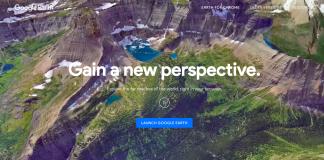 Google Earth for iOS