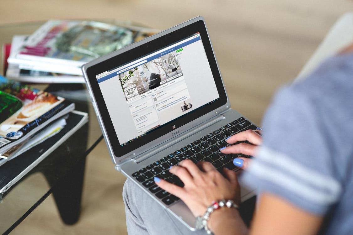 facebook usage in australia